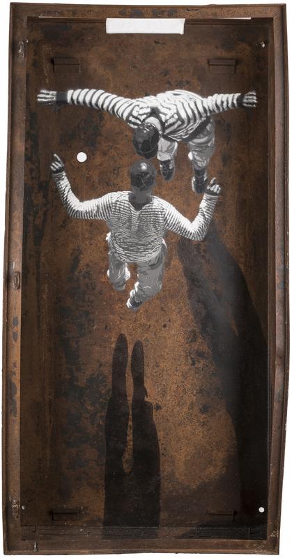 Anders GJENNESTAD - Painting - Gravitational