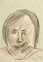 Vladimir Igorevich YAKOVLEV - Drawing-Watercolor - Portrait