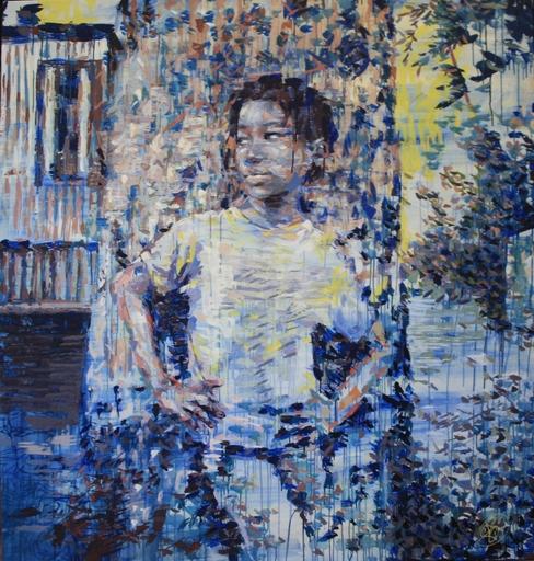 Henri LAMY - Pintura - Missipi