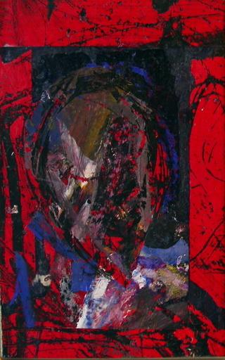 Valentin OMAN - Pintura - In Memoriam I