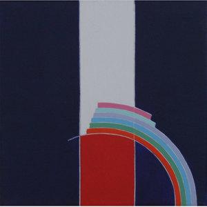 Eugenio CARMI - Peinture - Un Segnale