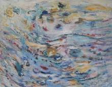Christine Ange LEFEVRE - Peinture - Aqua