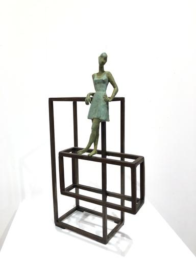 Joan ARTIGAS PLANAS - Escultura - Small Cuba Boléro