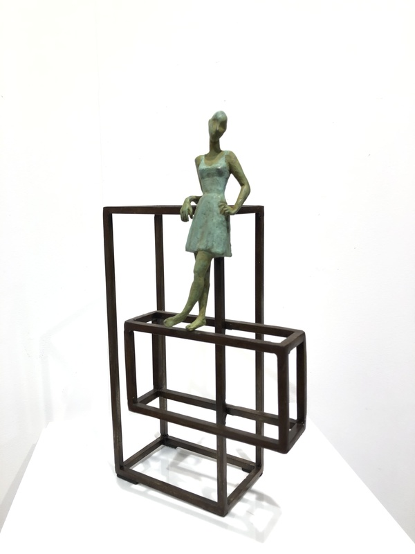 Joan ARTIGAS PLANAS - Sculpture-Volume - Small Cuba Boléro