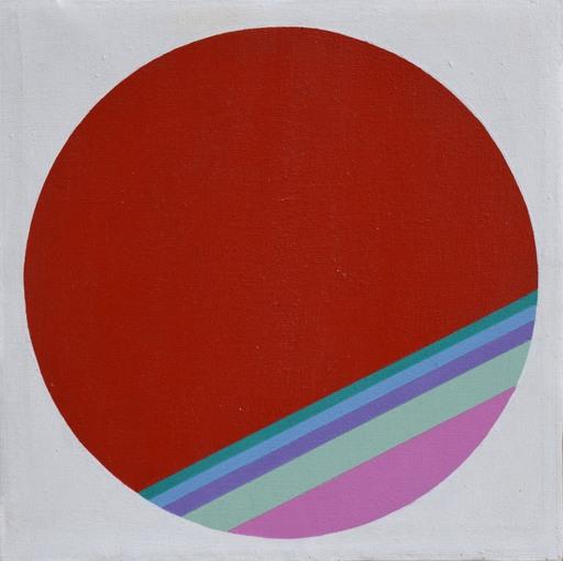 Eugenio CARMI - Peinture - Piccolo segnale