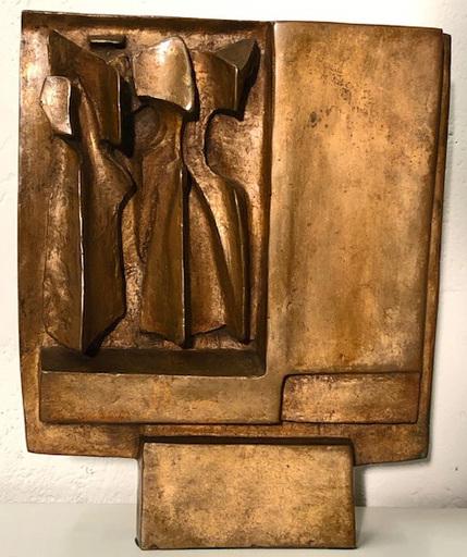 Mario NEGRI - 雕塑 - Composition