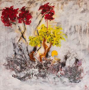 Daniel DESPOTHUIS - Peinture - Peinture No 117
