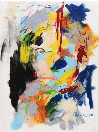 Nicole LEIDENFROST - Gemälde - Mmmh..!