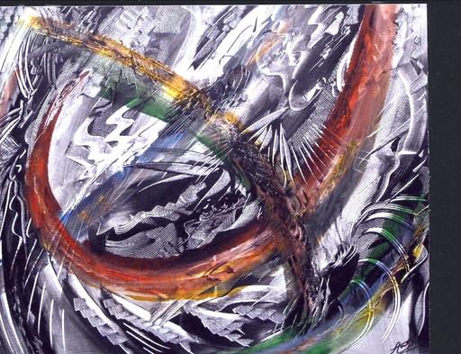 Didier ANGELS - Peinture - les abysses 018