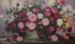 Alexander SERGEEV - Painting - Elegy