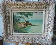 Angelo BALBI - Pintura - Vista Costera (3)