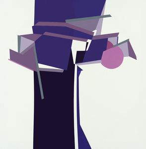 Pedro DE ORAA - Pittura - Untitled #4