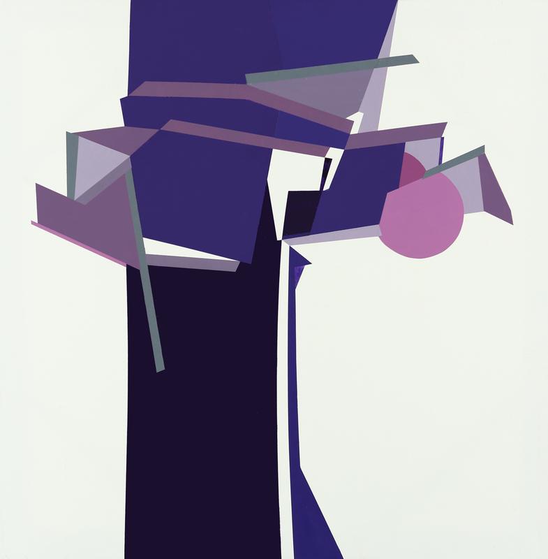 Pedro DE ORAA - Pittura - Sin Titulo