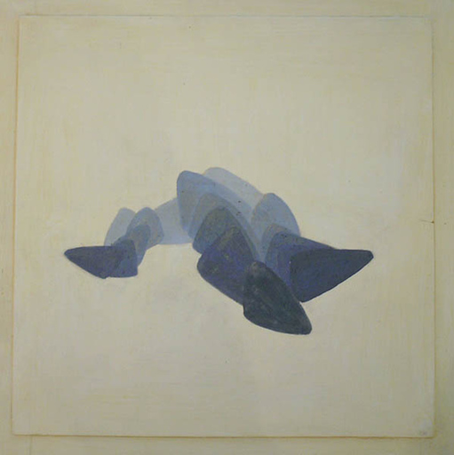 Roland GOESCHL - Pintura - Ohne Titel