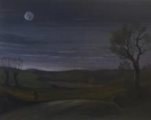 Ubaldo BARTOLINI - Pintura - Quasi all'alba