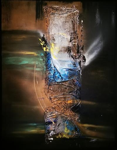Elodie DOLLAT - Gemälde - César