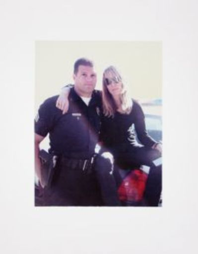 Sam TAYLOR-WOOD - Photo - Sergeant Wenninger and Me