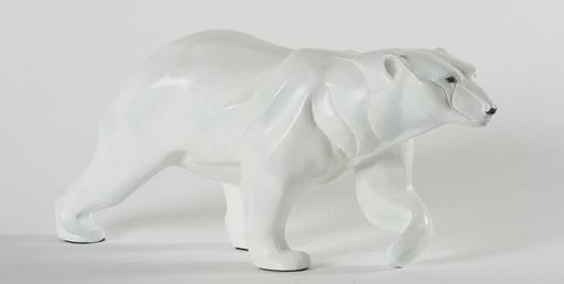 Chantal PORRAS - Skulptur Volumen - Ours polaire