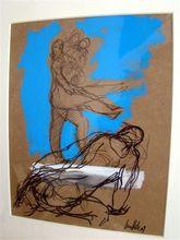 Michel SURET-CANALE - Painting - MSC06