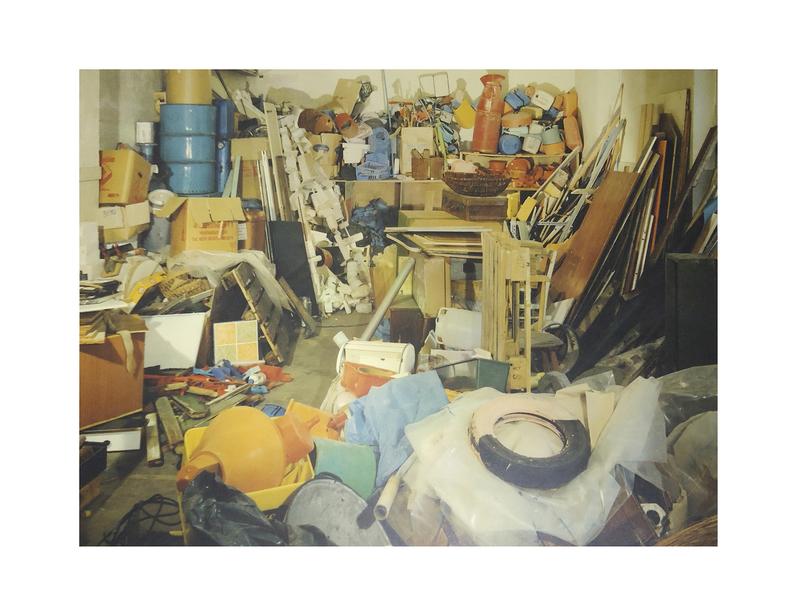 Tony CRAGG - Grabado - Landscape I