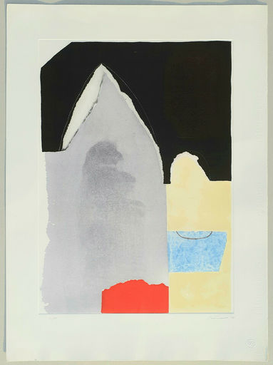 Giuseppe SANTOMASO - Print-Multiple - Composizione tav. 1