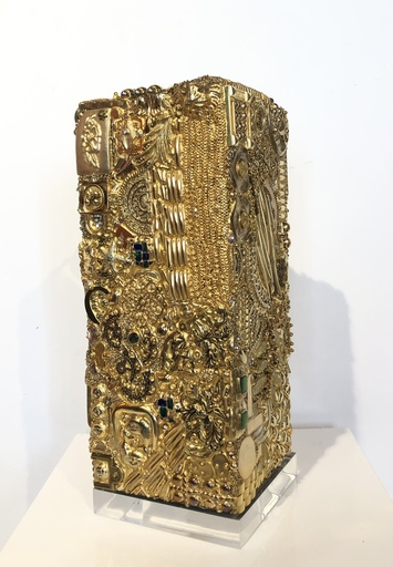 BOROSKI - Sculpture-Volume - fragmentation 2
