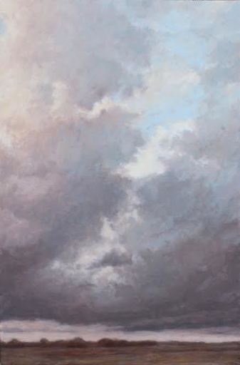 Richard HARPER - 绘画 - Un après midi solitaire