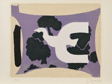Georges BRAQUE - Grabado - L'atelier