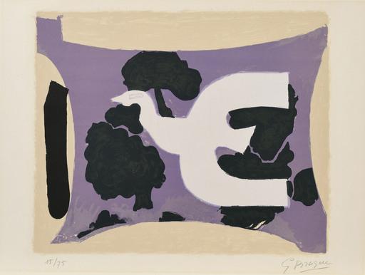 Georges BRAQUE - Stampa Multiplo - L'atelier