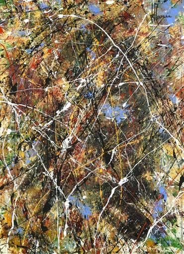 Jean-Jacques MARIE - Gemälde - Composition A418