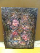 Karl Fred DAHMEN - Painting - Abstrakte Komposition