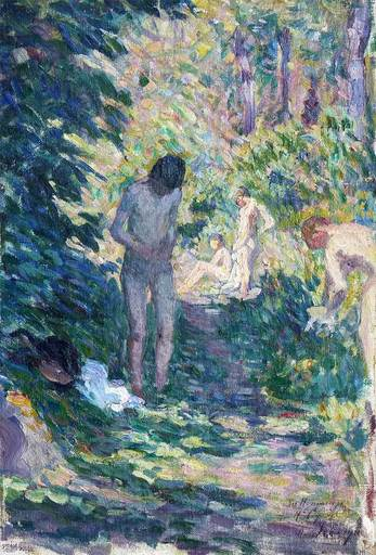 Henri Baptiste LEBASQUE - Gemälde - ACHAT - We buy - Ankauf
