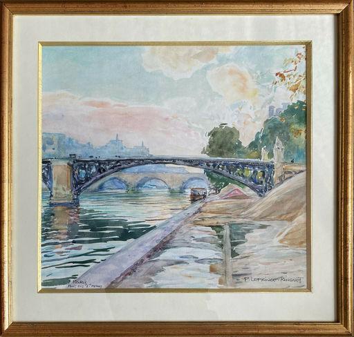Pierre-Émile LEPRINCE-RINGUET - Drawing-Watercolor