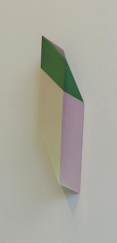 Hanna ROECKLE - Sculpture-Volume - Crystalline Needle AS