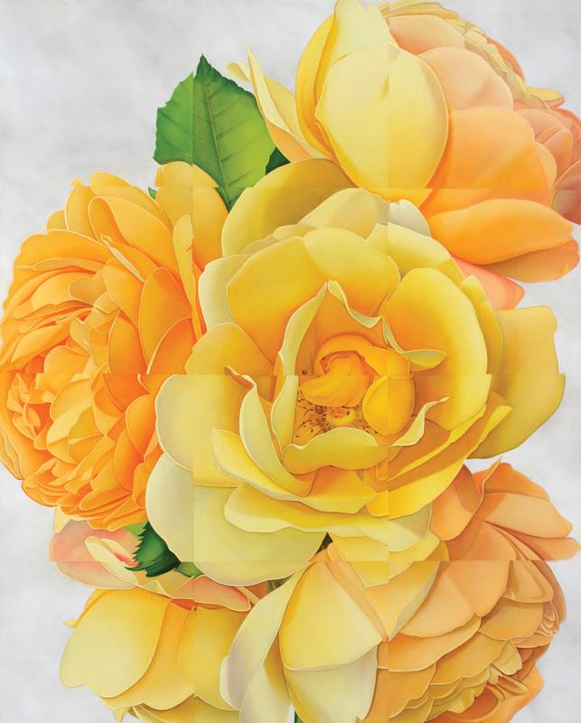 Annie BARDOULAT - Pittura - Golden Celebration