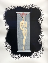 ERTÉ - Estampe-Multiple - Number 1