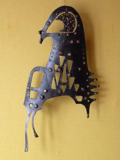 Laurent LARDIN - Sculpture-Volume - Pigeon