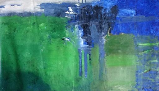 Zurab GIKASHVILI - Peinture - Landscape