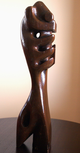 Roberto ESTOPINAN - Sculpture-Volume