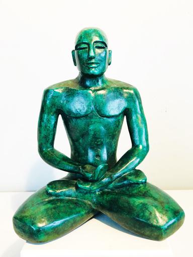 STRONG-CUEVAS - 雕塑 - Yogi
