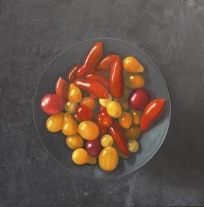 Claudine PICARD - Gemälde - BIcolore