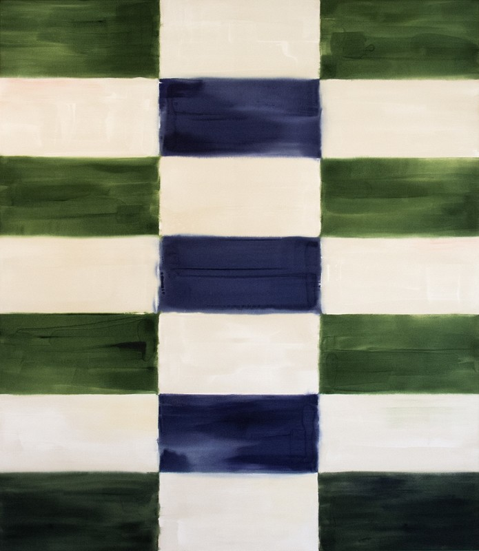 Milly RISTVEDT - Painting - Judd