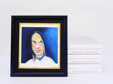 Martial RAYSSE - Print-Multiple - Pervenche, mon coeur