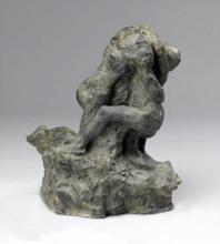 Reuven RUBIN - Escultura - Lovers