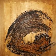 Patrick Victor DOPPAGNE - Peinture - Brown Sugar
