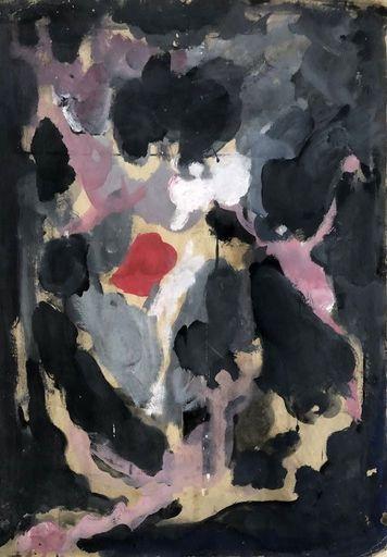 Alfred ABERDAM - Pittura - Ridders