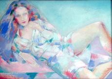 Jaime QUESADA - Pintura - lolita