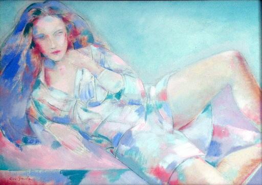 Jaime QUESADA - 绘画 - lolita