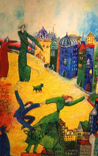 Guy SENECAL - Pintura - SANS TITRE