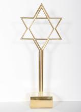 Yaacov AGAM - Escultura - Star of David